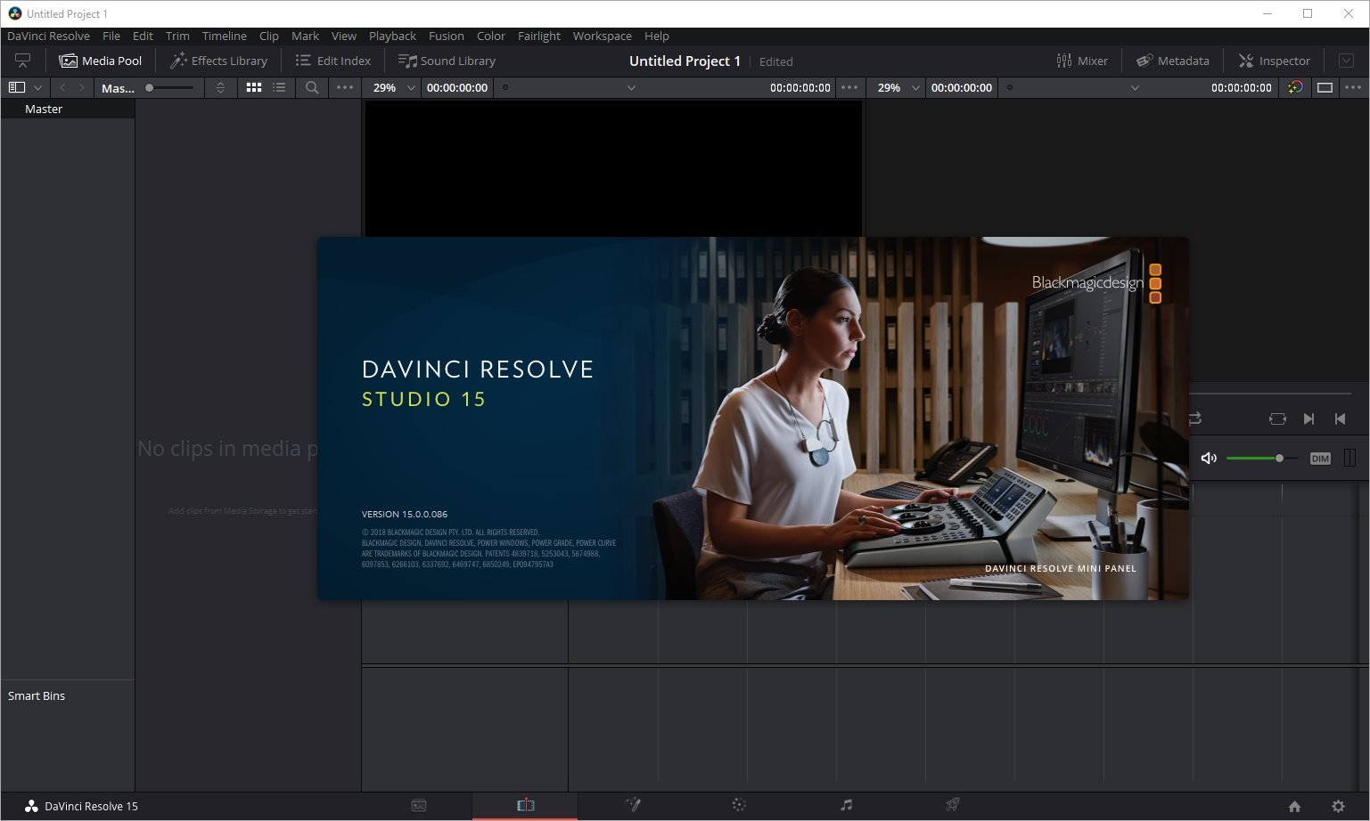 davinci resolve how to move zoomed in