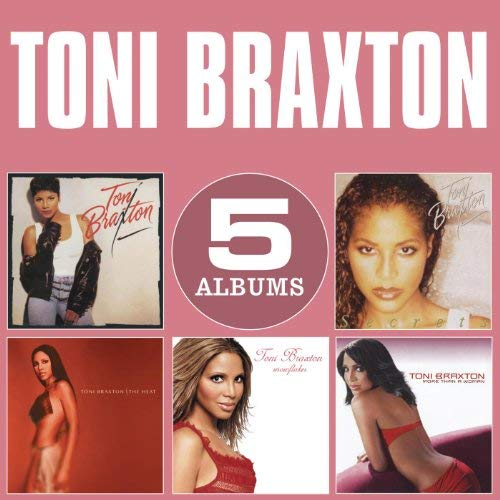 toni braxton discography mega