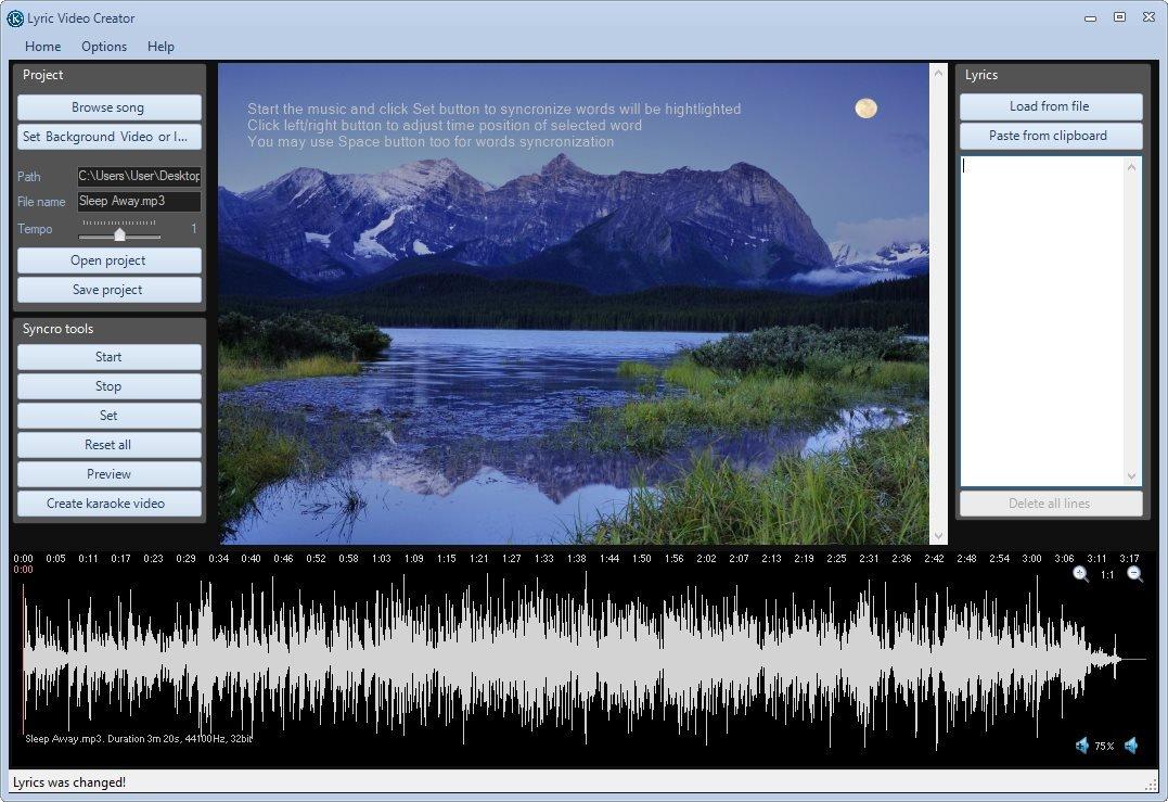 Lyric Video Creator Pro 5.2 [Ingles] [UL.IO] 65xZqZjaR3nbas1MuAflUxF14IoxOIZU