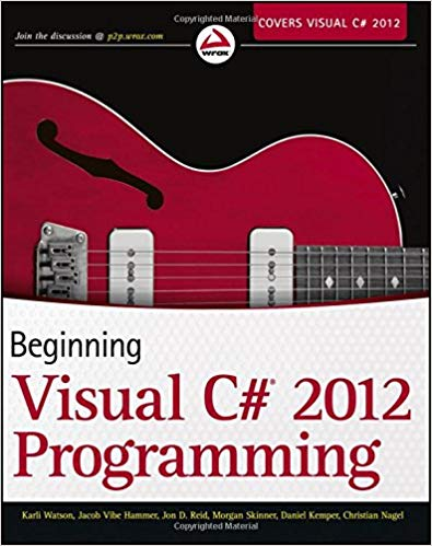 Download Beginning Visual C# 2012 Programming (PDF