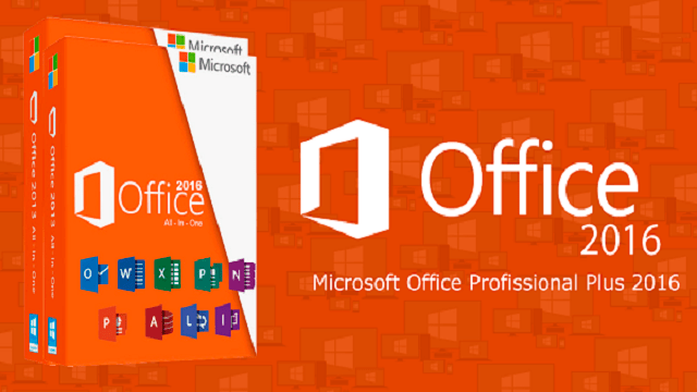 Microsoft Office 2016 Pro Plus 16.0.4266.1001 VL X64 Multilanguage August 2018