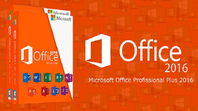 Microsoft Office 2016 Pro Plus 16.0.4266.1001 VL X64 Multilanguage August 2018
