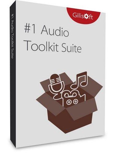 GiliSoft Audio Toolbox Suite 2018 v7.0.0