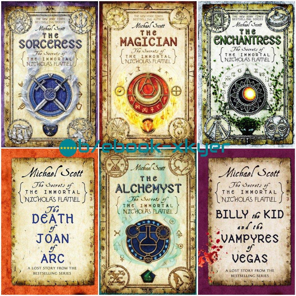 The Magician The Secrets Of The Immortal Nicholas Flamel Epub