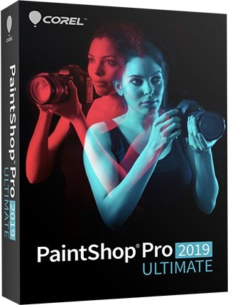 Corel PaintShop Pro 2019 Ultimate 21.0.0.119