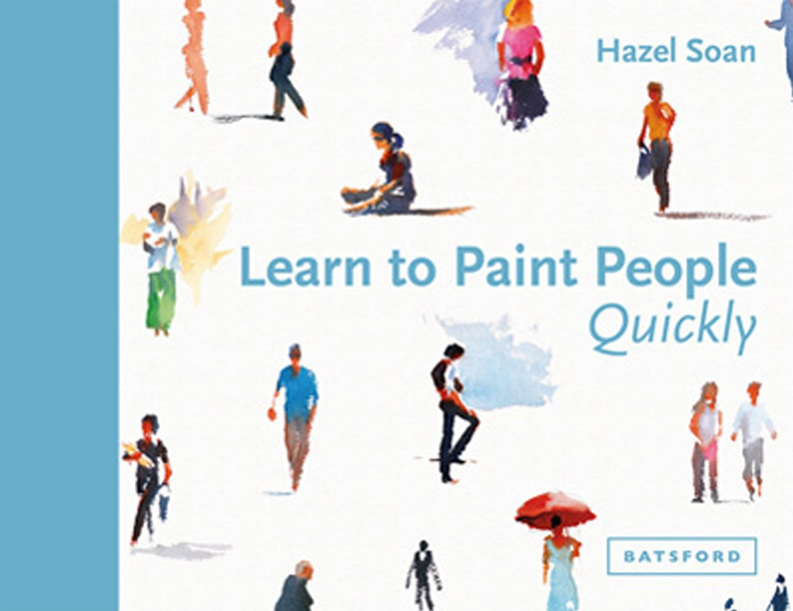 Download Learn to Paint People Quickly: A practical, step