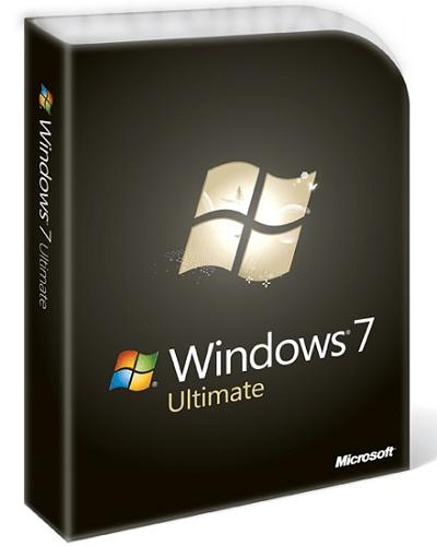 Microsoft Windows 7 Ultimate SP1 x64 UEFI August 2018 Multilingual