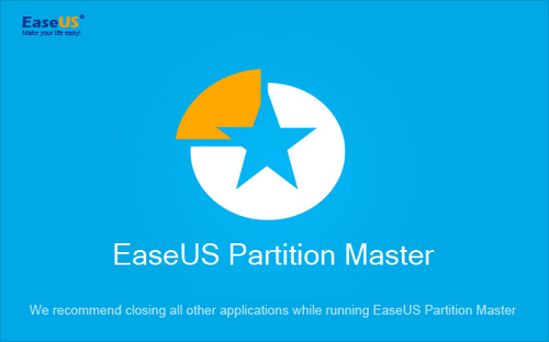 EaseUS Partition Master 12.10 WinPE Edition