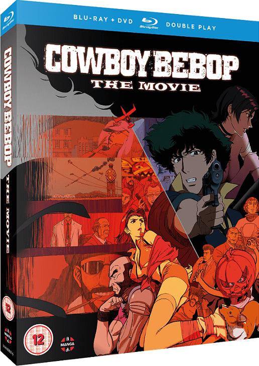 Download Cowboy Bebop The Movie 2001 1080p BluRay x265 HEVC 10bit
