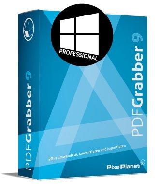 PixelPlanet PdfGrabber Professional 9.0.0.0