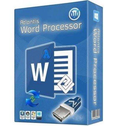 Atlantis Word Processor 3.2.13.7