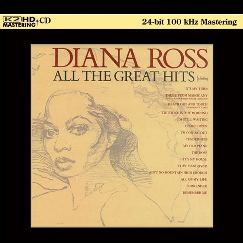 Download Diana Ross - All The Great Hits (K2HD Mastering) (2011) (Hi