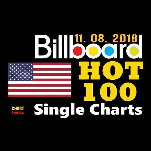 Billboard Hot 100 Singles Chart (11 08 2018) mp3 |