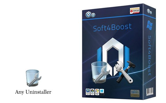 Soft4Boost Any Uninstaller 7.9.9.193 Multilingual