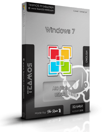 Windows 7 Sp1 Aio (x86x64) 11in1 En-us (usb3.0) August 2018