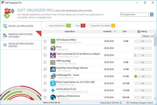 Soft Organizer Pro 7.27