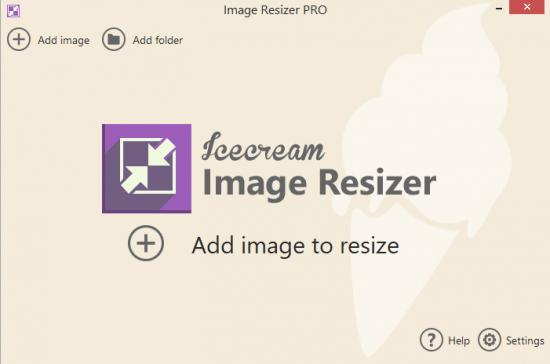 IceCream Image Resizer Pro 2.06 Multilingual