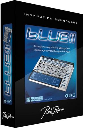Rob Papen BLUE II 1.0.3b