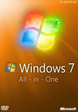 Windows 7 Sp1 AIO Dual-boot Esd (x86-x64) 11in1 Greek August 2018 Preactivated