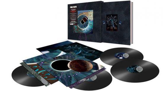 Download Pink Floyd P U L S E 1995 4lp Dsd128 2018