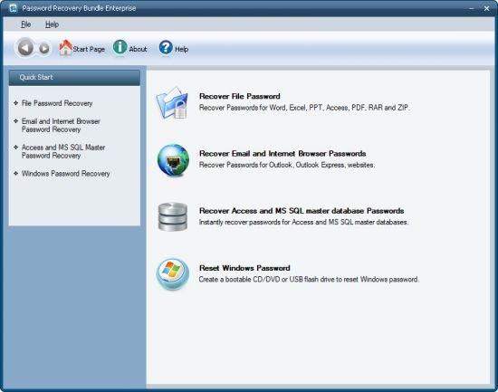 Password Recovery Bundle Enterprise 8.2.0.0