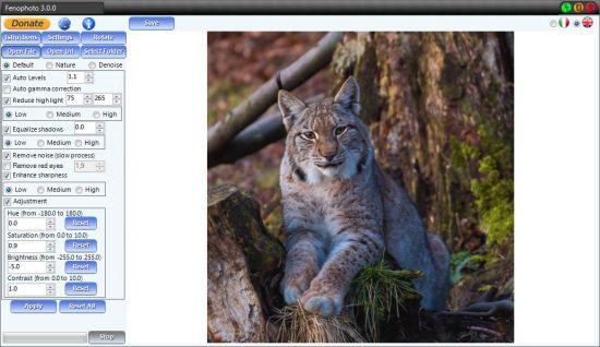 Portable FenoPhoto 5.1.0 Bilingual