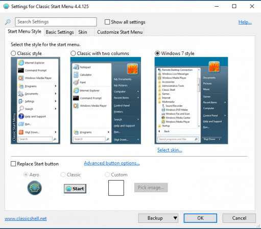 Classic-Start 4.4.125 Multilingual