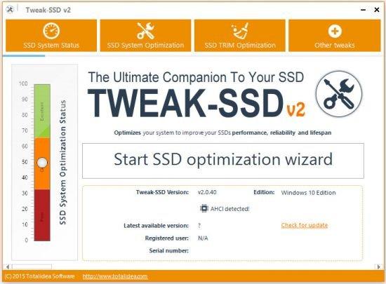 Tweak-SSD 2.0.40
