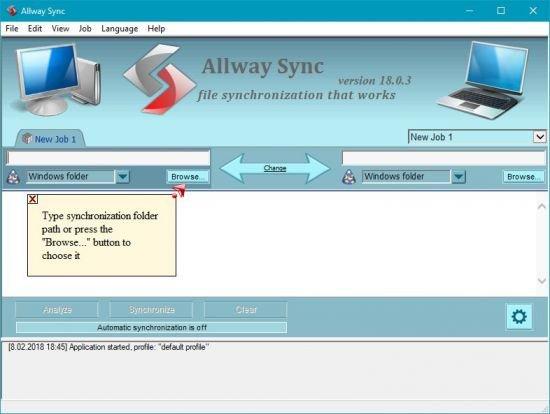 Allway Sync Pro 18.7.11 (x86) Multilingual