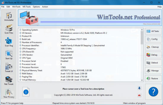 WinTools.net Professional / Premium 18.5 Multilingual