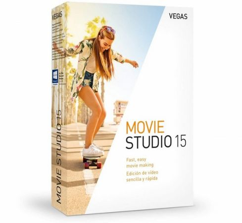 MAGIX VEGAS Movie Studio 15.0.0.135