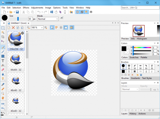IcoFX 3.2 Multilingual
