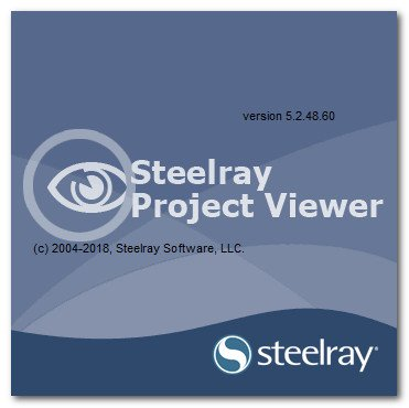 Steelray Project Viewer 2018.8.63