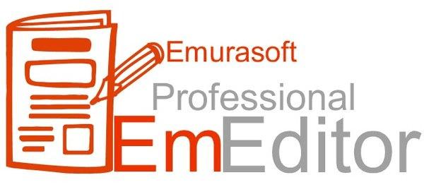 Emurasoft EmEditor Professional 18.0.3 Multilingual