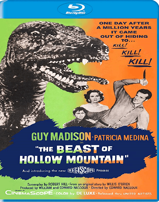 Download the beast of hollow mountain 1956 filmer online.