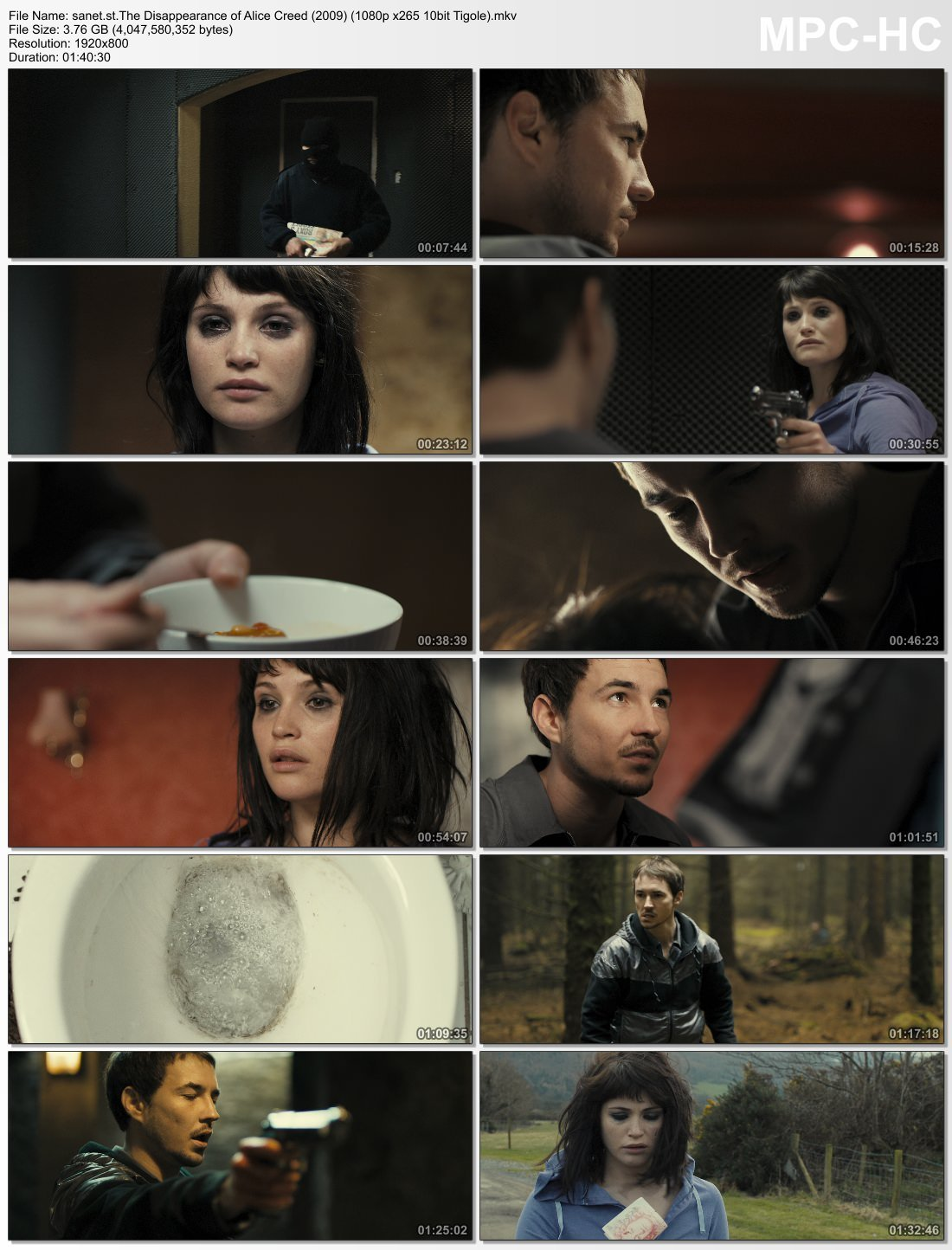 download film the disappearance of alice creed