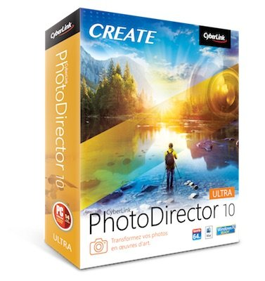 CyberLink PhotoDirector Ultra 10.0.2103.0
