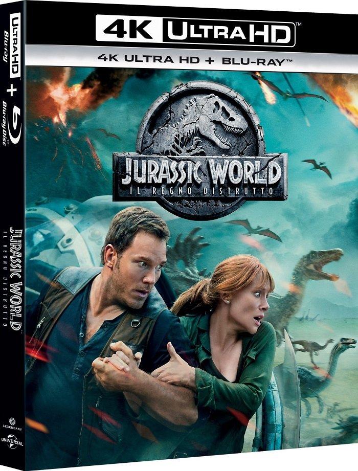 Download Jurassic World Fallen Kingdom 2018 2160p BluRay
