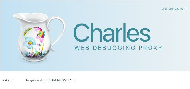Charles Web Debugging Proxy 4.2.7 (x64)