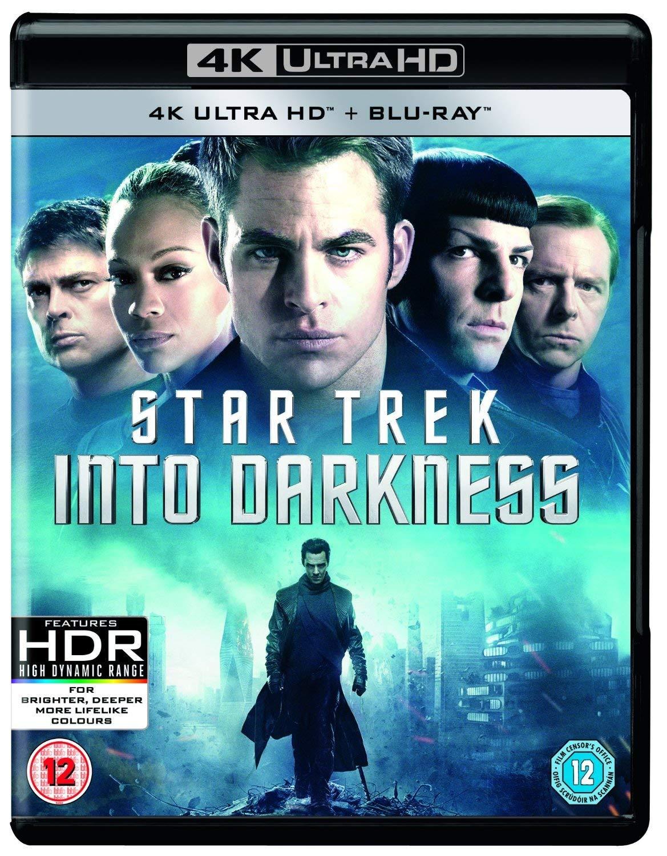 Download Star Trek Into Darkness 2013 4K HDR 2160p BDRip
