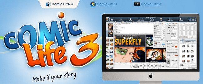 Comic Life 3.5.11 (v36265)