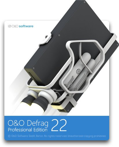 O & O Defrag Professional / Workstation / Server 22.0.2284