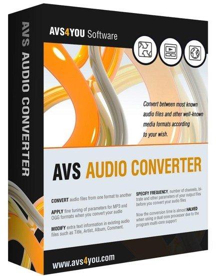 AVS Audio Converter 8.5.2.589