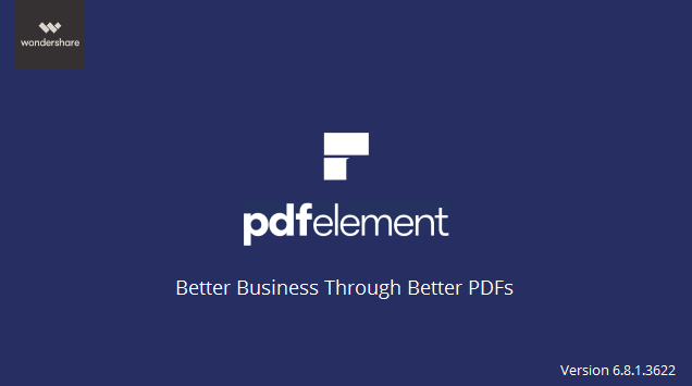 Wondershare PDFelement Professional 6.8.1.3622 Multilingual