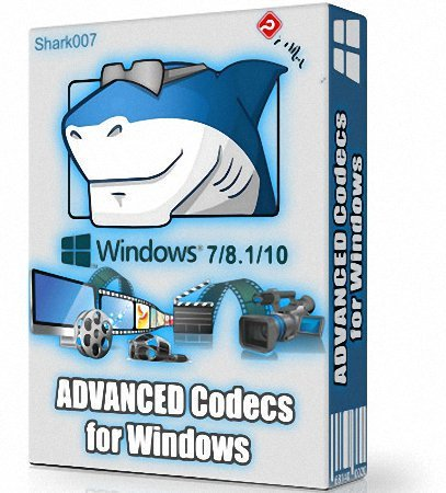 Advanced Codecs for Windows 7 / 8.1 / 10 v10.5.0