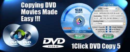 1CLICK DVD Copy Pro 5.1.2.5 Multilingual