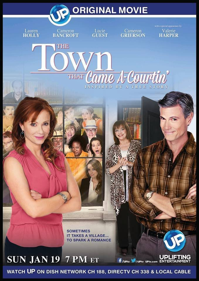 Download The Town That Came A Courtin 2014 720p HDrip X264