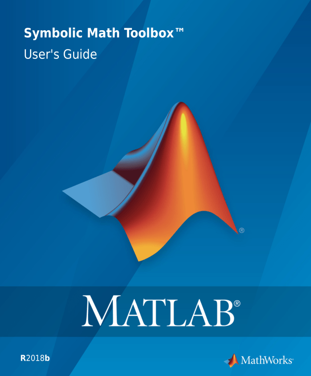 Download Matlab Symbolic Math Toolbox Users Guide Softarchive