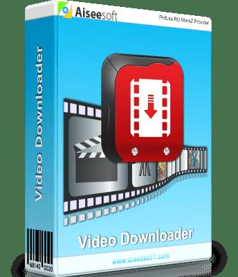 aiseesoft video downloader update