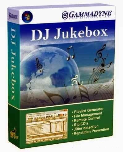 Gammadyne DJ Jukebox 22.0